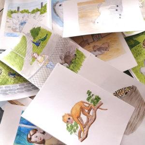 Придумали и нарисовали: как сделать книжку с картинками